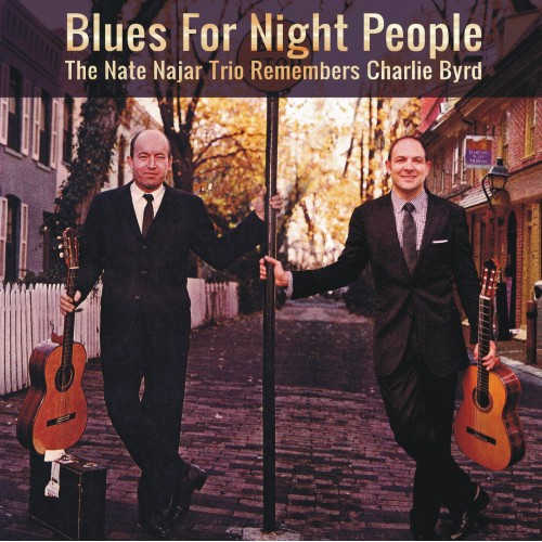 NATE NAJAR - Blues For Night People