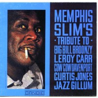 Memphis Slim - A Tribute to Big Bill Broonzy
