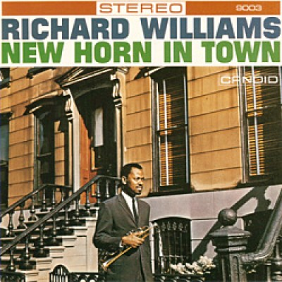 Richard Williams - New Horn In Town