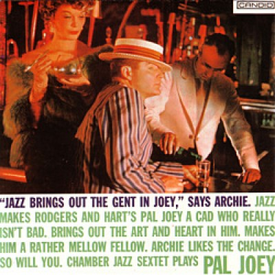 Chamber Jazz Sextet - Plays Pal Joey