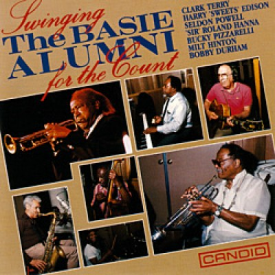 The Basie Alumni - Swing For The Count
