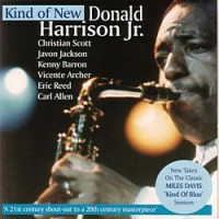 Donald Harrison - Kind of New