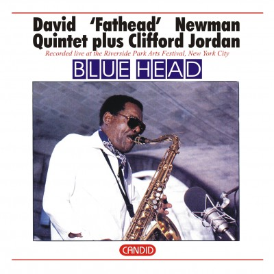 David Newman feat. Clifford Jordan - Blue Head