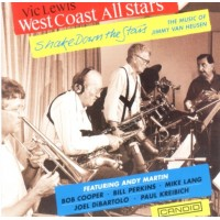 Vic Lewis & The West Coast All Stars - Shake Down The Stars