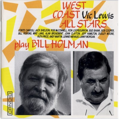 Vic Lewis & The West Coast All Stars - Play Bill Holman
