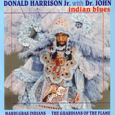 Donald Harrison feat. Dr John - Indian Blues