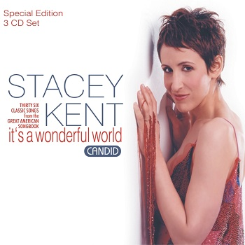 Stacey Kent - It's A Wonderful World (3 CD set)