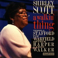 Shirley Scott - A Walking Thing